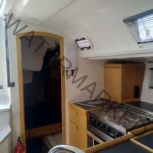 Boot interieur